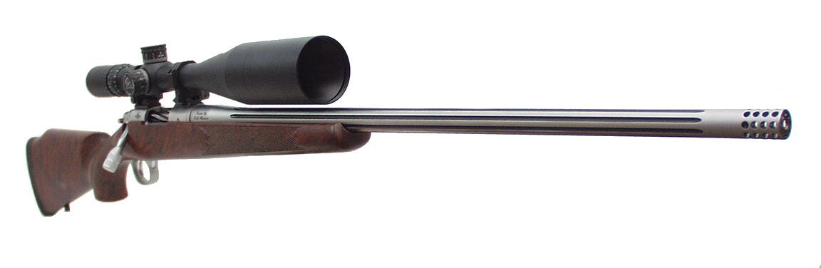 Varmint Rifle 22 250 3 Mcwoody